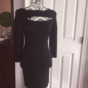 A gorgeous NWT BeBe sexy dress